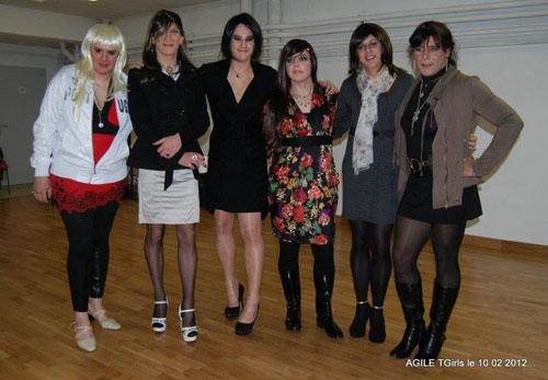 Groupe TGirls.fr