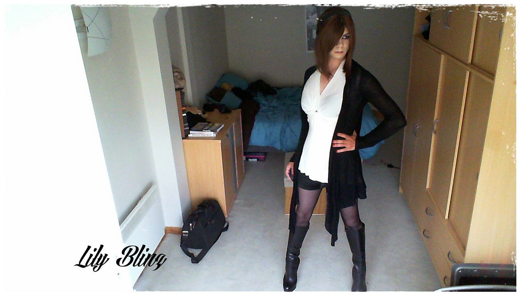 Lily Blinz - travesti crossdresser