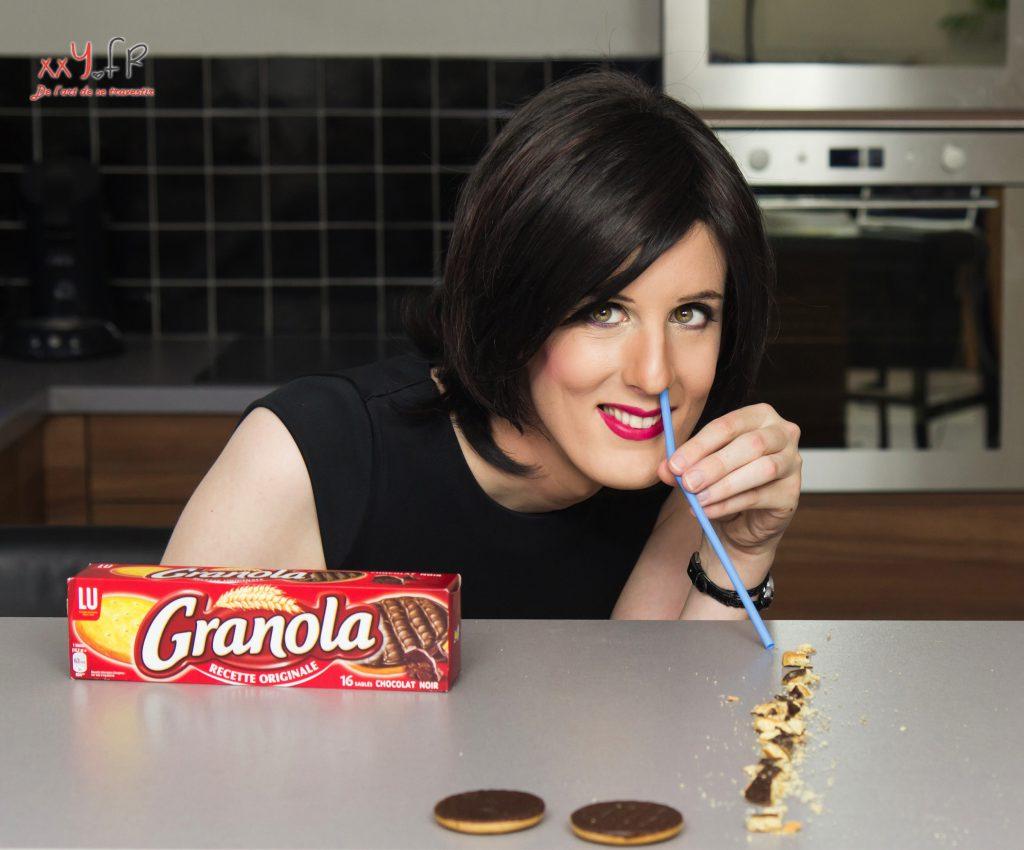 Granola-Rouge