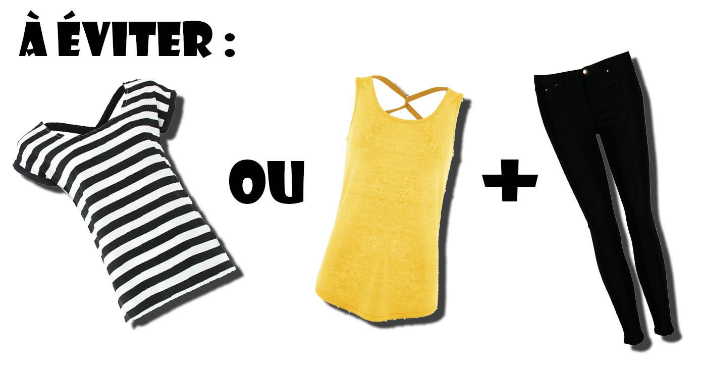 Comment s'habiller avec une silhouette en V  XXY.fr