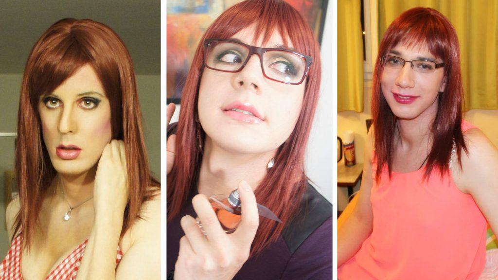 perruque rousse