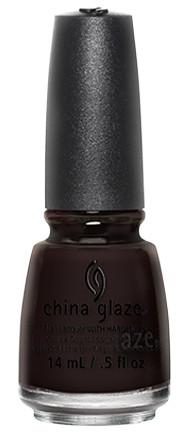 China Glaze marron