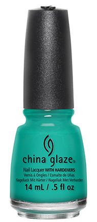 China Glaze vert